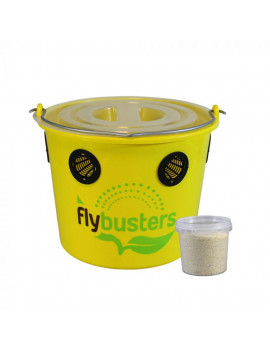 FLYBUSTERS - PIEGE A...